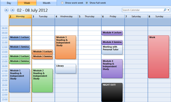 timetable11
