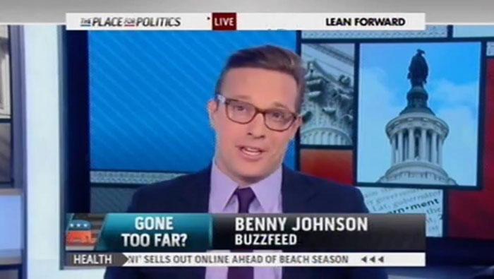 Buzzfeed editor fired